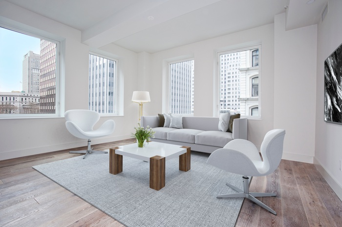 NEW TO MARKET! Split 2 BED 2.5 BATH in TriBeCa for Sale!